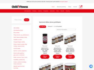 Quelle est la valeur estimée de chilli-fitness.cz ?