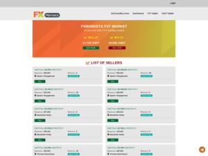 Quelle est la valeur estimée de fxmarkets.io ?