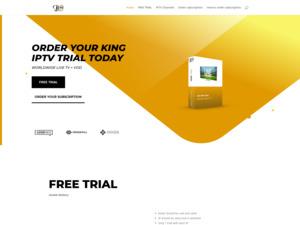 Quelle est la valeur estimée de king-iptv.net ?