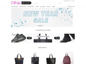 Quelle est la valeur estimée de pinkshop.com.ua ?