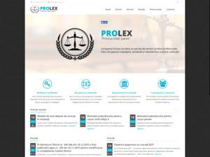 Quelle est la valeur estimée de prolex.md ?