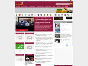 Quelle est la valeur estimée de qatar-soccer.net ?