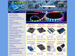 Quelle est la valeur estimée de radiolux.com.ua ?