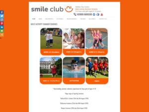 Quelle est la valeur estimée de smileclubni.co.uk ?